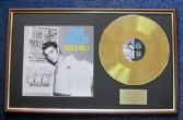 Elvis Presley -24 Carat Gold Disc- Rock'n Roll -To commemorate the 40th anniversary of Elvis' death